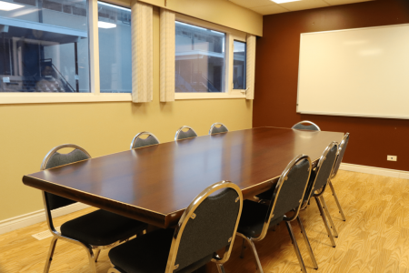 Cathedral meeting room