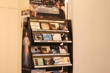 Religious Books, cd, dvd